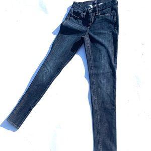 GAP True Skinny Dark Blue Denim Jeans
